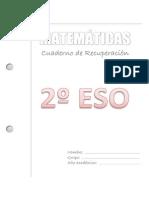Cuaderno Rec 2eso