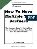 Bonus Multiple Sex Partners