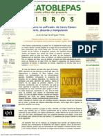 José Manuel Rodríguez Pardo, El «Imperio no unificado» de Henry Kamen