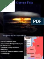 11. La Guerra Fría (1)
