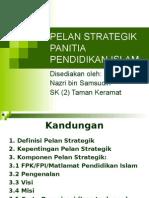 Pelan Strategik Panitia Pendidikan Islam