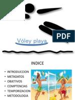 VÒLEY PLAYA