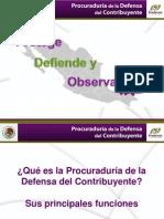 1 Conferencia Atribuciones de La Prodecon y Algunos Criterio