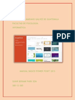 manual basico power point 2013