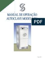 Manual Autoclave Ha