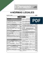 RM 461-2007 GUÍA TECNICA PARA EL ANÁLISIS MICROBIOLÓGICO DE SUPERFICIES EN CONTACTO CON ALIMENTOS Y BEBIDAS