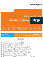 Introduccion a La Doctrina de Proteccion Integral