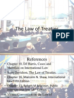 The Law of Treaties (Continuation) (2).ppt