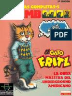 Robert.crumb El.gato.Fritz 420ebooks
