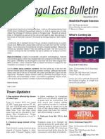 PE Bulletin November 2013