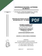 informe academico