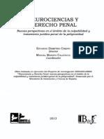 Compatibilismo humanista Una propuesta de conciliación entre Neurociencias y Derecho Penal.pdf