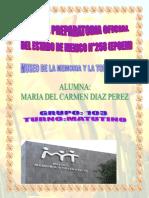 Museo Memoria y Tolerancia 1
