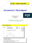 Sketchpad uses