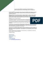 Mail a Cliente Informado Propuesta de La Contraparte Para Poner Fin Al Juicio Mediante Limitacion