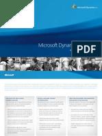 Microsoft Dynamics AX 2012 Brochure