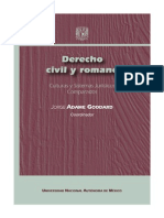 Derecho Civil y Romano - Jorge Adame Godart