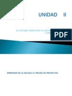 UNIDAD II Desarrollo de Competencias