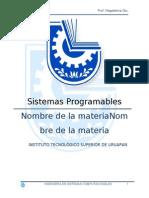 Unidad 2_Sistemas Programables