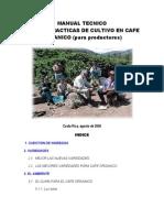 Manual Cafe Organic o