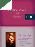 Plástica VisualPOWER POINT Juliana Perez