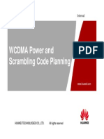 100290879 WCDMA Power and Scrambling Code Planning