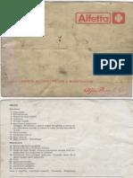 Alfetta QO Owners Manual