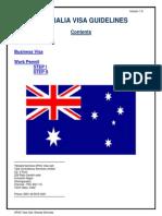 Australia Visa Guidelines - Version 1.9.doc
