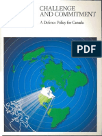 Challenge and Commitment Defenese policy for Canada.pdf
