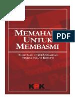 Buku Saku Korupsi Kpk