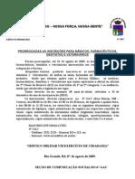 Prorrogação - MFDV