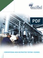 Decibel Course Brochure