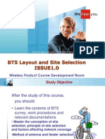BTS Layout and Site Selection ISSUE1.0_3.ppt