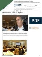 08-11-2013 'Invertirán 30 mdp en obras de infraestructura social en Reynosa'.
