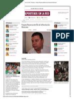 08-11-2013 'Prepara Reynosa desfile de la Revolución Mexicana'.