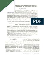 Taxa de Crescimento Cultural, Resistencia e Produtividade Do Amendoim Irrigado (LCSilva)