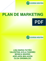 Diapositivas Plan de Marketing