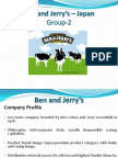 ben and jerry case strategic alliance.ppt