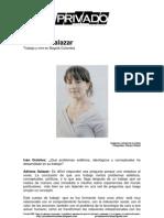 Privadoentrevistas Adriana Salazar