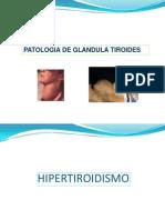 Patologia de Tiroides