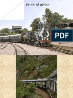 Cale ferata in Africa