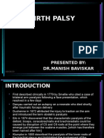 Birth Palsy