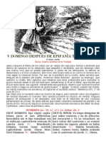 V Domingo post Epifanía transferido. Folleto PDF