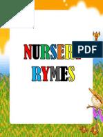 Nursery Rhymes Morning Program