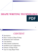 shapewriting ppt.ppt