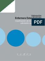 Valoración Enfermera Estandarizada (Clasificación de los criterios de Valoración de Enfermería)