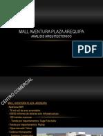 Analisis Centro Comercial Arequipa