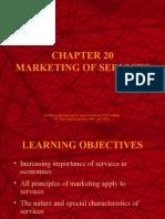 CHAPTER 20 Service Marketing PPT