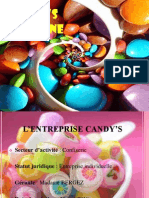 Candy s Strategie de Distribution