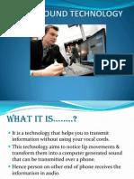 e0adsilentsoundtechnology-120304035123-phpapp02